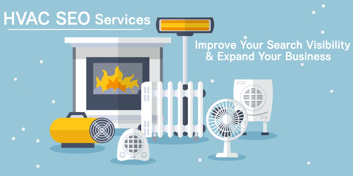 HVAC SEO - Digital Marketing Agency & Web Design